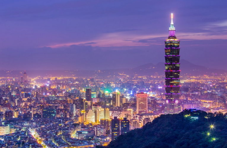 Mid-Autumn Festivities in Hong Kong & Taiwan