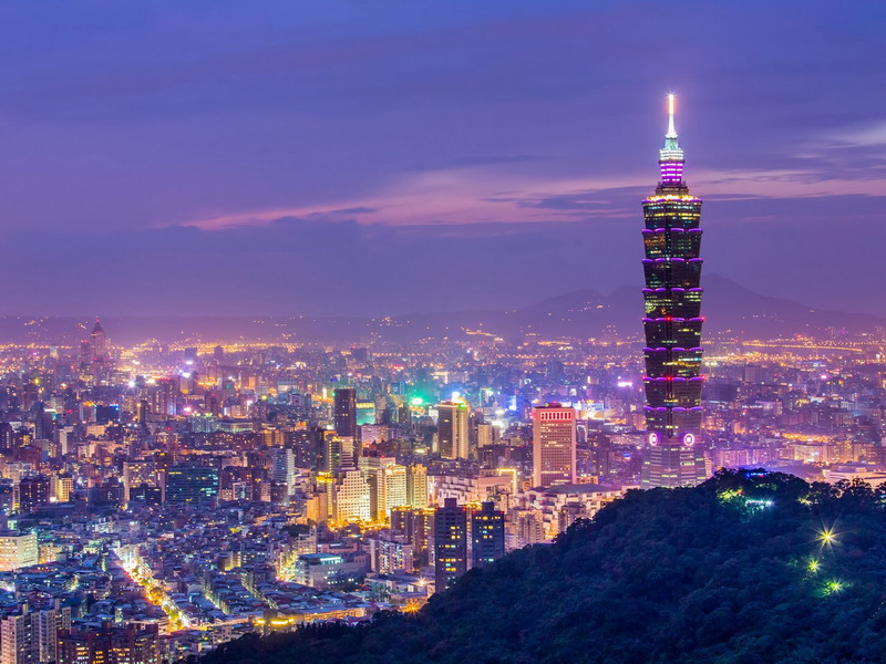 Taipei 101. Photo credit: travelhdwallpapers.com