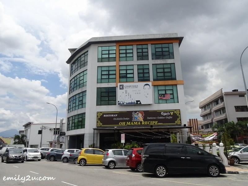 1. Oh MaMa Recipe Restaurant @ Wisma Centrepoint Utama, Ipoh