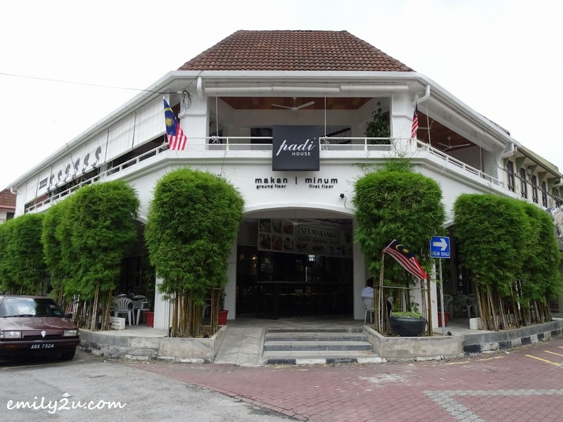 1. Padi House Neighborhood, Ipoh