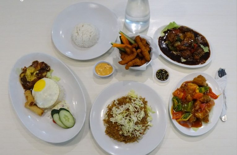 Asian-Western Fusion Cuisine @ Padi House Neighborhood, Ipoh