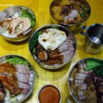 Classic Premium Cantonese Charcoal Roast Mix @ Kitchen Iron Rice Bowl, Ipoh
