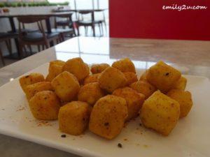 3 7 flavours fried tofu