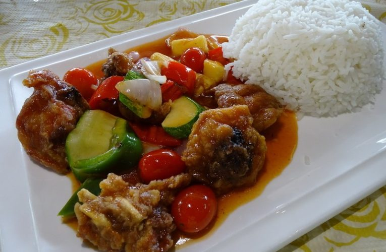 Yummilicious Lunch Sets @ Oh MaMa Recipe Restaurant, Ipoh