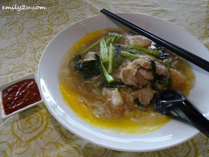 5. Huat Dan Hor Fun (noodles)