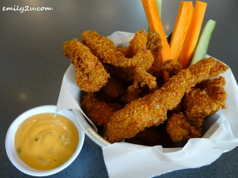 9. Chicken Fingers