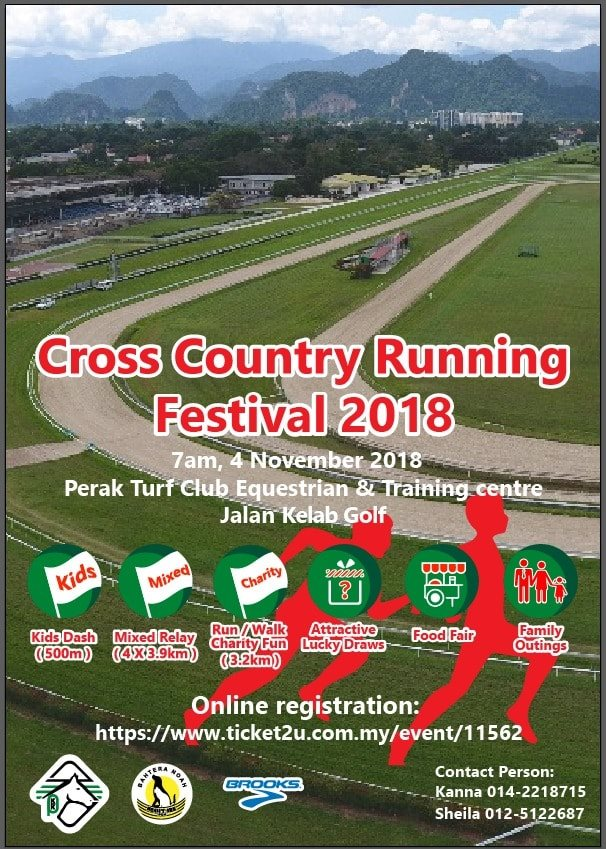 Cross Country Running Festival 2018