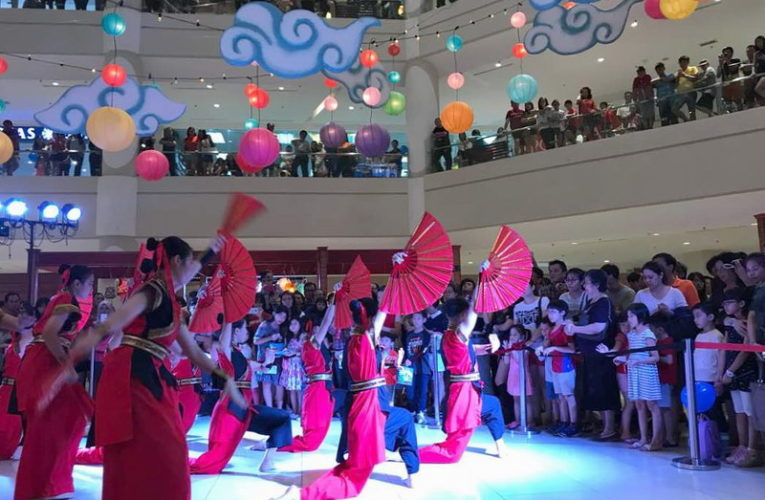 Dazzling Handmade Lanterns Light Up Ipoh Parade's Mid-Autumn Celebration