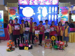 Group B Lantern Making Contest