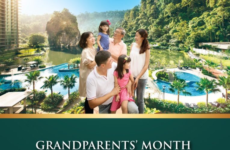 Havenly Treat For Grandparents this October at The Haven Resort Hotel, Ipoh – All Suites