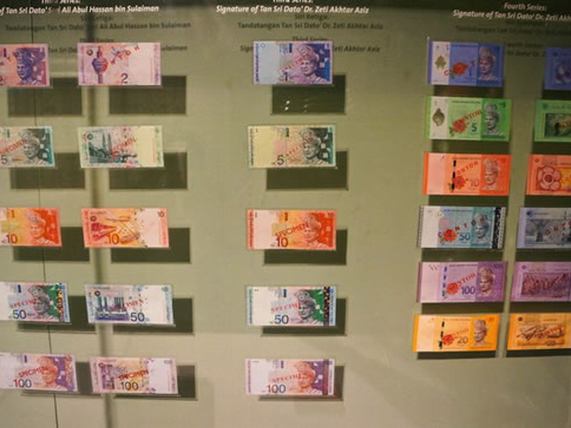 currency notes of Malaysia (image credit: Visit KL)