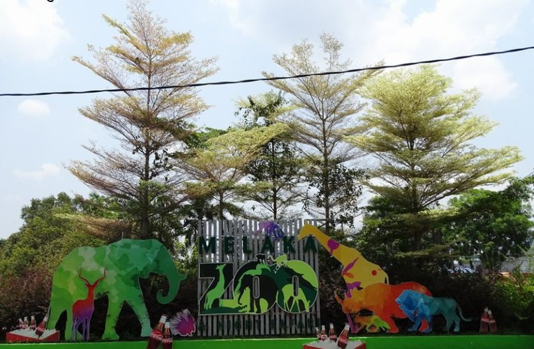 The Animals That Call Melaka Zoo Their Home