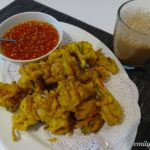 Introducing Signature Cucur Udang Set @ RM9.90 Only