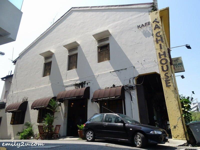 1. Ta Chi Nyonya House, Melaka