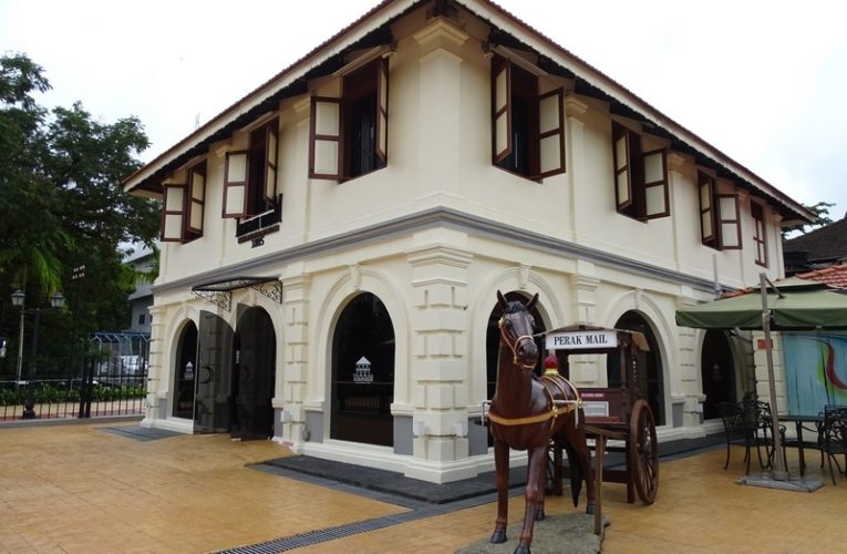 Telegraph Museum, Jalan Stesen, Taiping