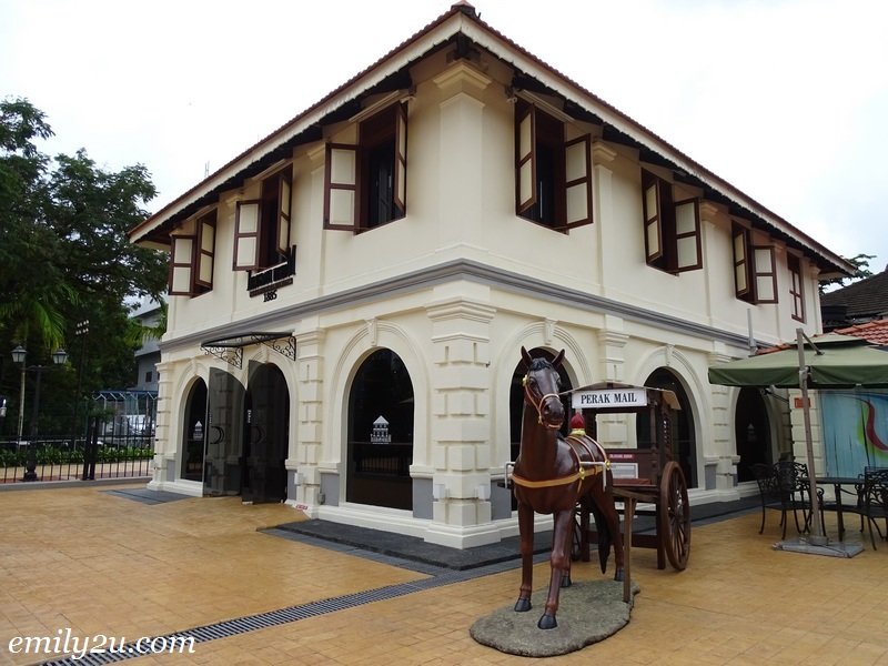 1. Telegraph Museum in Taiping, Perak
