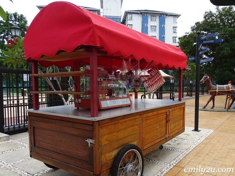 10. food cart