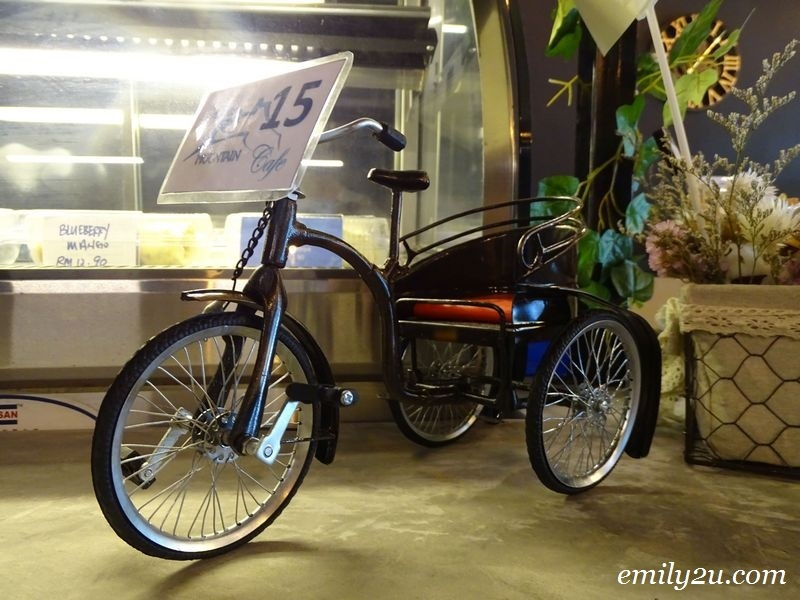 11. tricycle model