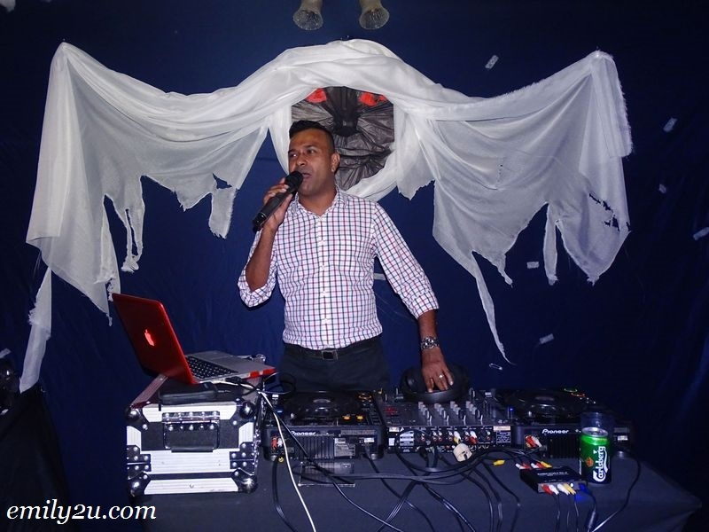 10. DJ Paul in the house