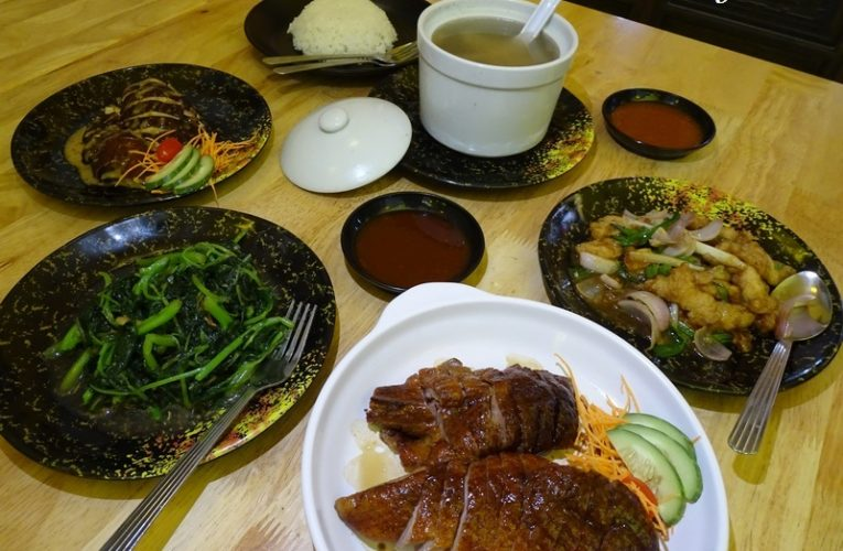 Cantonese-Style Super Value Set Meal @ IMP Kitchen