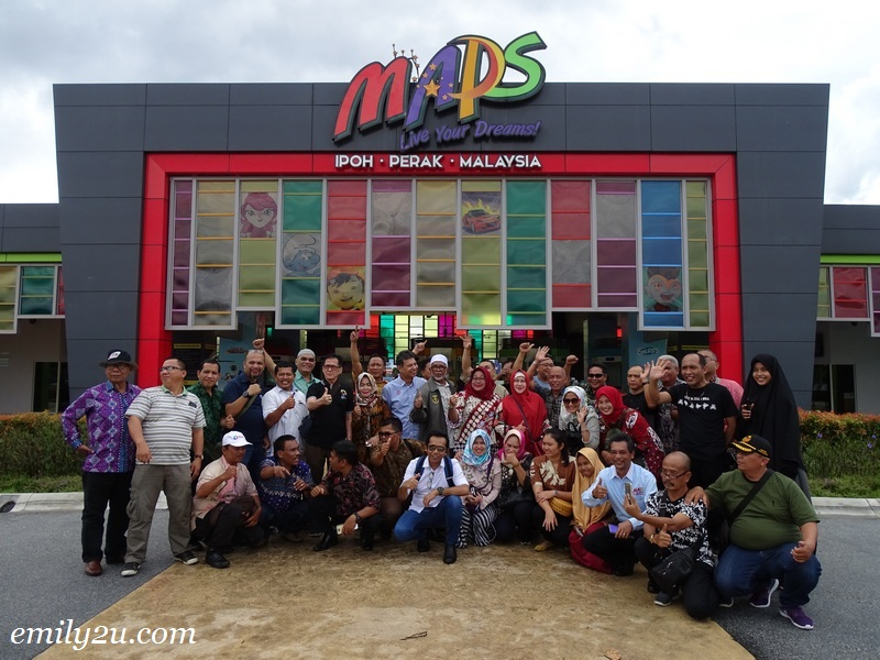12. visit to Movie Animation Park Studios (MAPS)