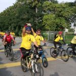 9,000-strong Crowd at 3rd Anniversary Ipoh Car-Free Day