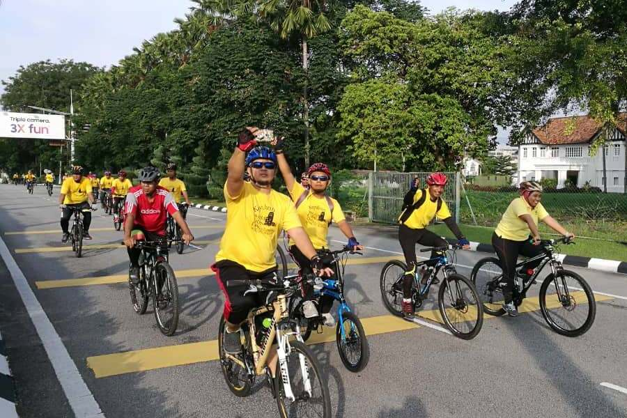 2. cycling activity