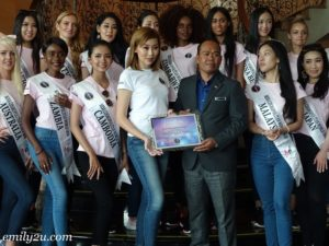 2 Miss Cosmopolitan World (MCW) 2018