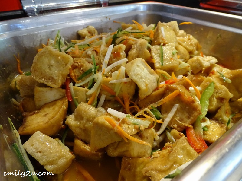 20. Thai-style deep-fried tofu