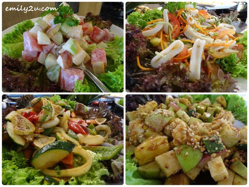 26. salads