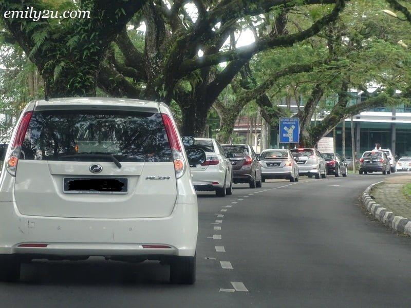 26. convoy leaves for Marina Island Pangkor Resort & Hotel