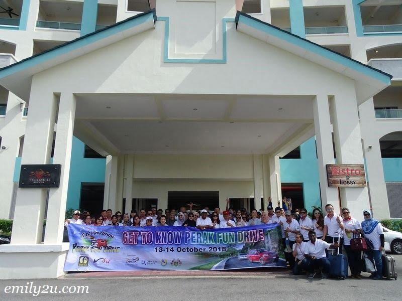 27. arrival at Marina Island Pangkor Resort & Hotel