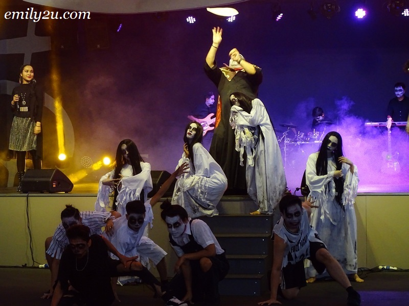 3. Zombie Bboy and the Pontianak Dancers