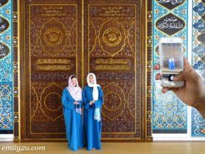 3 Pangkor floating mosque Masjid Al-badr Seribu Selawat