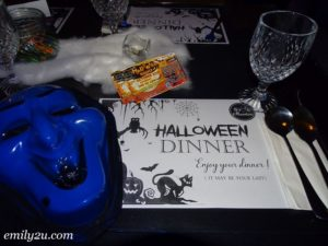 4 Halloween Dinner Party