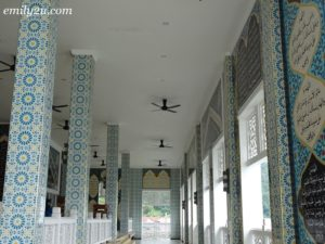 4 Pangkor floating mosque Masjid Al-badr Seribu Selawat