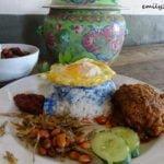 Kampung-style Peranakan Cuisine at Ta Chi Nyonya House, Melaka