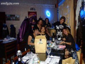 5 Halloween Dinner Party