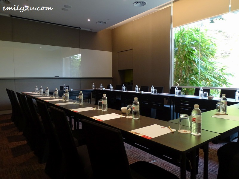 5. one of the three function rooms
