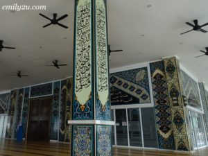 5 Pangkor floating mosque Masjid Al-badr Seribu Selawat