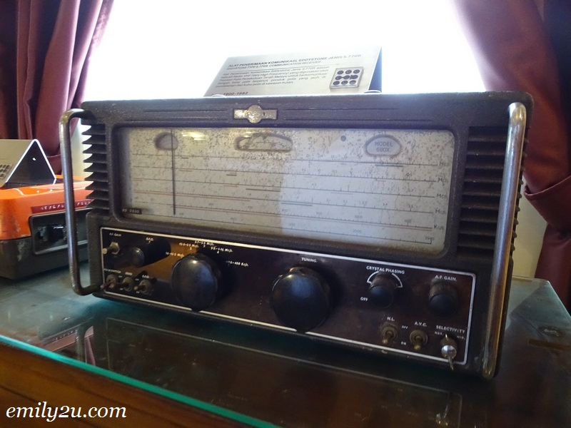6. Eddystone Communication Receiver (Type S.770R)