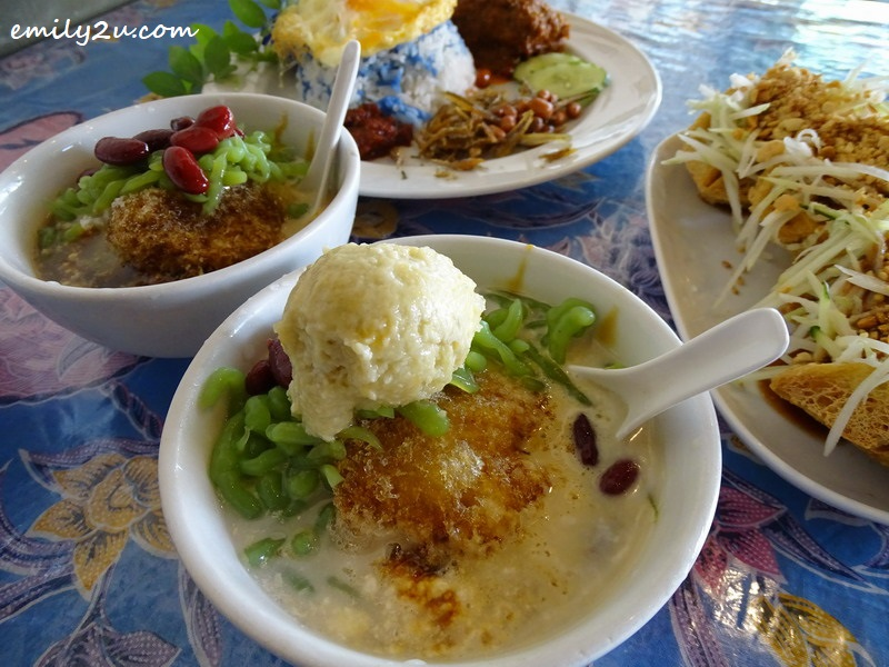 11. Cendol Durian