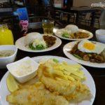 Quick Lunch @ Blue Mountain Café