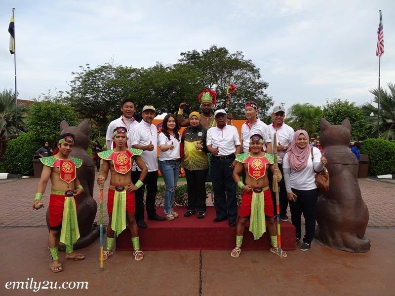 8. the team that facilitated Perak Fun Drive