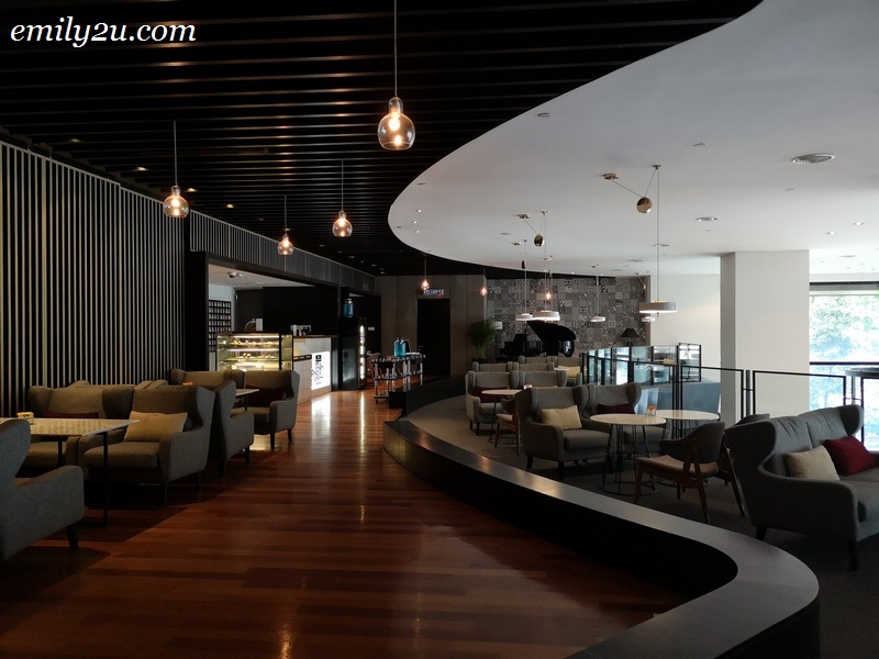 Tea Lounge @ WEIL Hotel, Ipoh