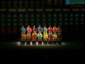 Nyonya Dance Scene