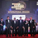 And the Prestigious BrandLaureate Special Edition World Awards Singapore 2018 Go To....