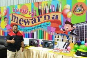 1 Colouring Carnival
