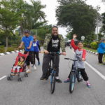 8,000 Join Ipoh Car Free Day