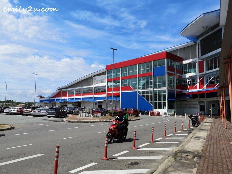 1. UTC & Labuan Central Market
